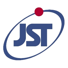 Japan Science and Technology Agency (JST) Logo